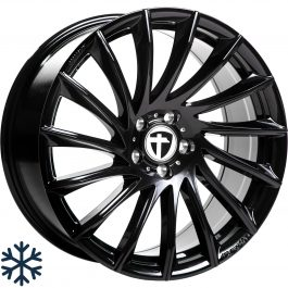 Tomason TN16 Black painted 8.0×18 ET: 35 – 5×112