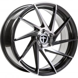 Tomason TN17 Titanium Diamand Polished Left 8.0×18 ET: 35 – 5×100