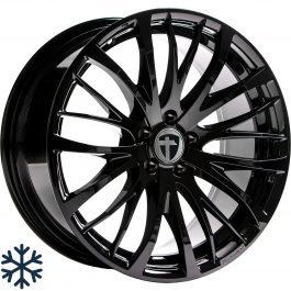 Tomason TN7 black painted 8.5×19 ET: 40 – 5×108
