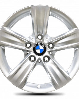 BMW OEM Winter Wheel (with BMW logo) 7.5×16 ET: 37 – 5×120