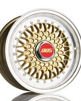 885 Classic RS Gold 7×16 ET: 20 – 5×100