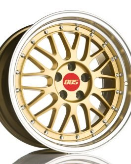 885 LeMans Gold 9×18 ET: 30 – 5×112
