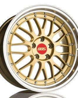 885 LeMans Gold 9.5×19 ET: 30 – 5×112