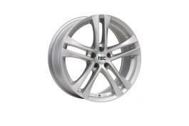 TEC Speedwheels AS4 Cristal silver CB: 72.5 8×18 ET: 47 – 5×112