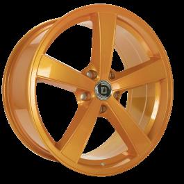 Diewe Trina Sparkling Orange 8.5×20 ET: 25 – 5×112