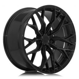Concaver CVR1 20×9 ET20-51 BLANK Platinum Black