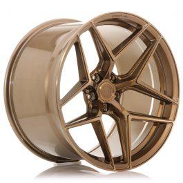 Concaver CVR2 20×10,5 ET15-43 BLANK Brushed Bronze