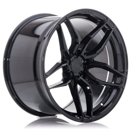 Concaver Concaver CVR3 19x8,5 ET20-45 BLANK Platinum Black 8.50x19
