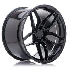 Concaver CVR3 20×10,5 ET15-43 BLANK Platinum Black
