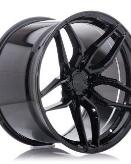 Concaver CVR3 20×10 ET45 5×112 Platinum Black