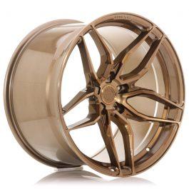 Concaver CVR3 20×8,5 ET20-45 BLANK Brushed Bronze