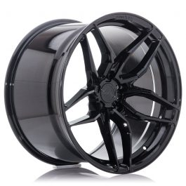 Concaver CVR3 20×9,5 ET22-40 BLANK Platinum Black