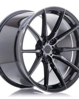 Concaver CVR4 20×10 ET45 5×112 Double Tinted Black
