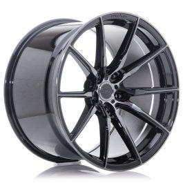 Concaver CVR4 22×10 ET20-64 BLANK Double Tinted Black