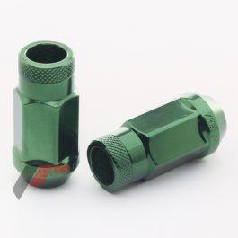 Forged Steel Japan Racing Nuts JN1 12×1,5 Green