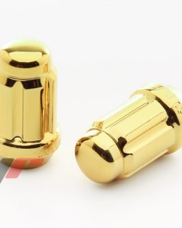 Forged Steel Japan Racing Nuts JN2 12×1,5 Gold
