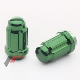 Forged Steel Japan Racing Nuts JN2 12×1,5 Green