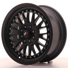 JR Wheels JR10 15×7 ET30 4×100/108 Matt Black