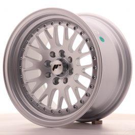 JR Wheels JR10 15×8 ET15 5×100/114 Silver Full Painted