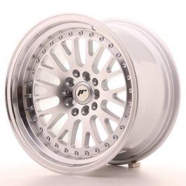 JR Wheels JR10 16×9 ET20 4×100/108 Silver Machined Face