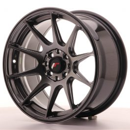 JR Wheels JR11 16×8 ET25 5×100/114 Dark Hyper Black
