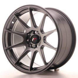 JR Wheels JR11 17×9 ET35 5×112/114 Hyper Black