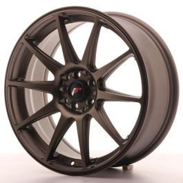 JR Wheels JR11 18×7,5 ET40 5×112/114 Dark Bronze