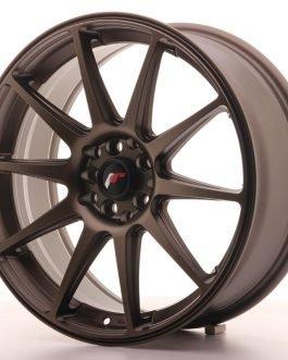 JR Wheels JR11 18×7,5 ET40 5×112/114 Dark Bronze
