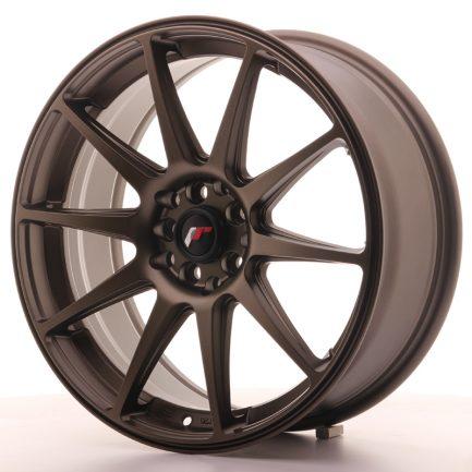 JAPAN RACING JR Wheels JR11 18x7,5 ET40 5x112/114 Dark Bronze 7.50x18