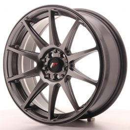 JR Wheels JR11 18×7,5 ET40 5×112/114 Dark Hyper Black
