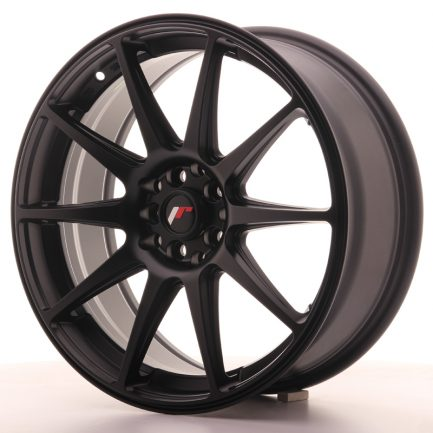 JAPAN RACING JR Wheels JR11 18x7,5 ET40 5x112/114 Flat Black 7.50x18
