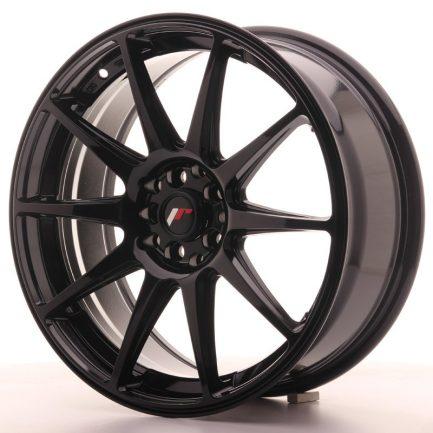 JAPAN RACING JR Wheels JR11 18x7,5 ET40 5x112/114 Gloss Black 7.50x18