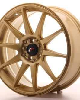 JR Wheels JR11 18×7,5 ET40 5×112/114 Gold