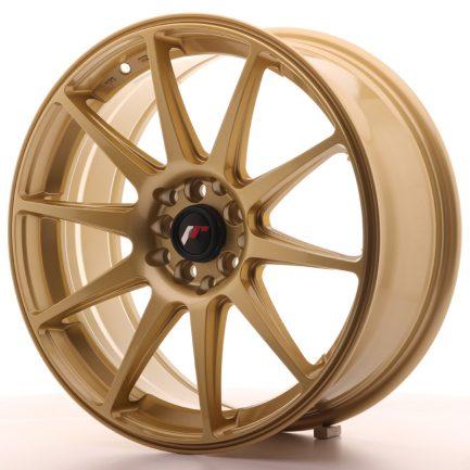 JAPAN RACING JR Wheels JR11 18x7,5 ET40 5x112/114 Gold 7.50x18