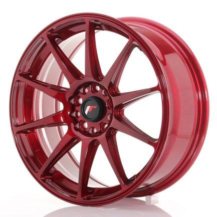 JAPAN RACING JR Wheels JR11 18x7,5 ET40 5x112/114 Platinum Red 7.50x18
