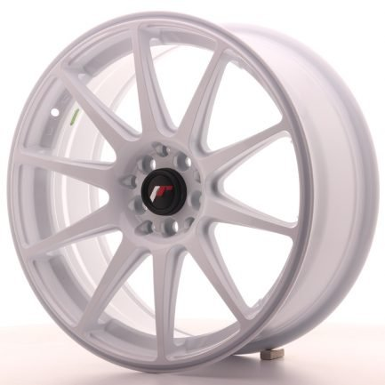JAPAN RACING JR Wheels JR11 18x7,5 ET40 5x112/114 White 7.50x18