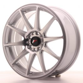 JR Wheels JR11 18×7,5 ET35 5×100/120 Silver Machined Face