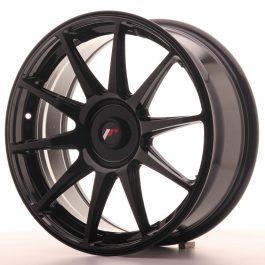 JR Wheels JR11 18×7,5 ET35-40 BLANK Gloss Black