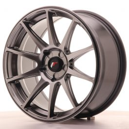 JR Wheels JR11 18×8,5 ET35-40 5H BLANK Dark Hyper Black
