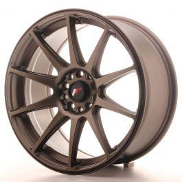 JR Wheels JR11 18×8,5 ET40 5×112/114 Dark Bronze