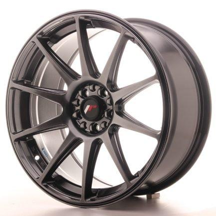 JAPAN RACING JR Wheels JR11 18x8,5 ET40 5x112/114 Dark Hyper Black 8.50x18