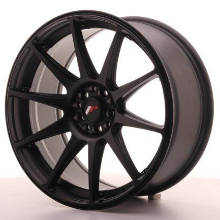 JAPAN RACING JR Wheels JR11 18x8,5 ET40 5x112/114 Flat Black 8.50x18