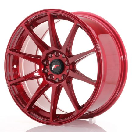 JAPAN RACING JR Wheels JR11 18x8,5 ET40 5x112/114 Platinum Red 8.50x18