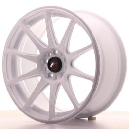 JR Wheels JR11 18×8,5 ET40 5×112/114 White