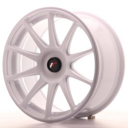 JR Wheels JR11 18×8,5 ET35-40 BLANK White