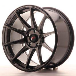 JR Wheels JR11 18×9,5 ET30 5×100 Dark Hyper Black
