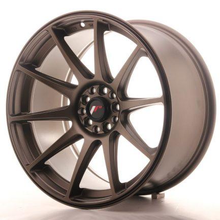 JAPAN RACING JR Wheels JR11 18x9,5 ET30 5x112/114 Dark Bronze 9.50x18