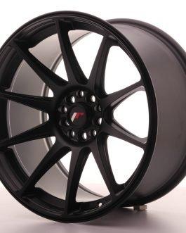 JR Wheels JR11 18×9,5 ET30 5×112/114 Flat Black