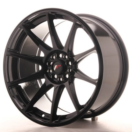 JAPAN RACING JR Wheels JR11 18x9,5 ET30 5x112/114 Gloss Black 9.50x18
