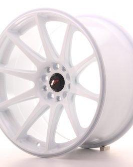 JR Wheels JR11 18×9,5 ET30 5×112/114 White